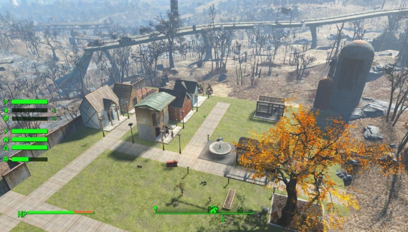 Fallout 4 Sim Settlements Leader Traits - The Best Settlement In Word